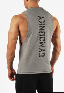Sports Casual Men Muscle Fitness Brothers Running Pure Cotton Breathable Slim Fit Training Sleeveless Vest a Generation of Fat