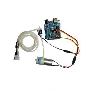 Freeshipping robótico bomba de sucção de vácuo braço pode usar Arduino controlo vem com o interruptor electrónico PWM O programa é simples de usar