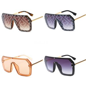 High Quality Luxury WOMEN Retro Big Frame Brand Designer Vintage Eyewear Sun Glasses For Women Shade Fashion UV Sunglasses With Case#934