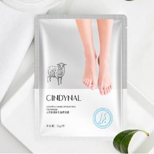 Goat Milk essence Black face Skin Care Intensive Repair Oil-control Delicate skin Increase Whitening Multi-layer repair Wholesale foot Mask