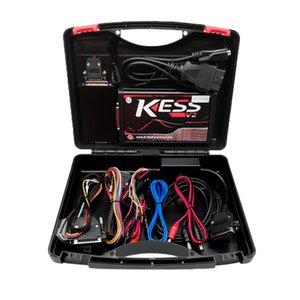 Ksuite Red PCB de la UE en línea Versión maestro programador del ECU Kess V2 V5.017 SW V2.53 / Herramienta de adaptación de la viruta OBD2 v2.47