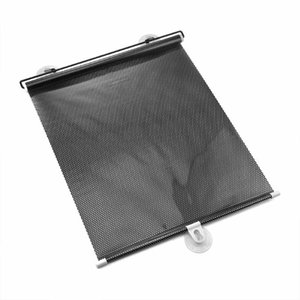 New Retractable Car Windshield Visor Sun Shade Auto Front Rear Side Window Blinds Sun shades Anti UV Sunshades 125x58cm 40x60cm