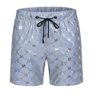 Hot Crocodile embroidery Board Shorts Mens Summer Beach Shorts Pants High-quality Swimwear Bermuda Male Letter Surf Life Men Swim-