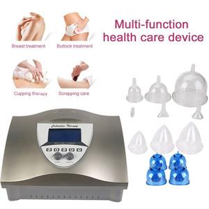2020 İleri Teknoloji lenfatik drenaj cihazı lenfatik drenaj cihazı büyütme meme masaj CE sertifikası