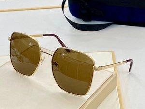 0802S النظارات الشمسية جودة عدسة نمط أزياء الصيف شعبية تأتي الحجارة أعلى حماية الأشعة فوق البنفسجية حالة المرأة مع مع 0765S XTTTM