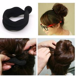 Women Magic Hair Twist Bun for Hair Accessories Hair Clip Braider Maker French Style Tool Fashion Salon