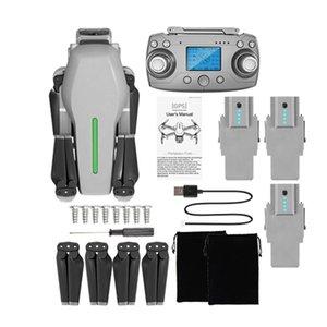 L109 4K HD ajuste elétrico Camera 5G WiFi FPV Drone, GPS Optical Fluxo de Posicionamento, 1000 M RC Distância, Brushless Motor, Siga-me, 3-2