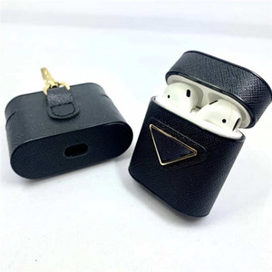 Модельер AirPods чехол для 1/2 High Quality Airpods Pro Case Animal Letter Printed Protection Package