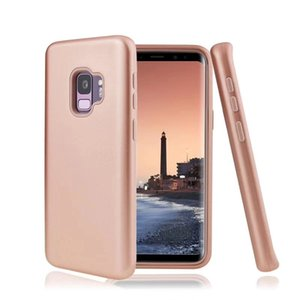 For Motorola E5 play go P30 Note Z3 Play G6 2018 Pure Color 3 in 1 Design Protective Silicone Hard PC Shockproof Bumper Phone Case
