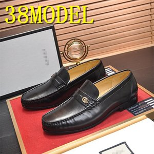 Large Size 38-45 Gradine Color Formal Shoes Men Pointed Toe Casual Wedding Party Liesure Dress Shoes 2020 Hot Sale