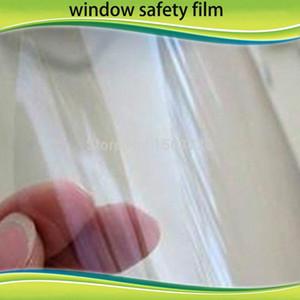 car window tint film solar 1.52*30m 4MIL car safety film transparent security glass protective clear foile E5hV#