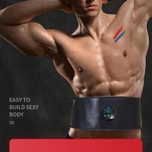 Massage multifonction Ceinture amincissante Fitness massage musculaire exerciseur Entraîneur Sport WHShopping