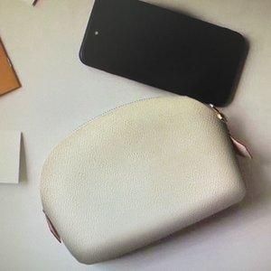 M47515 N60024 Mini Mini Sacos Cosméticos Bolsa de Viagem de Viagem Moda Moda Makeup Maquiagem Saco Portátil Sacos Pequeno para Carteira Cosmética Pou Splc