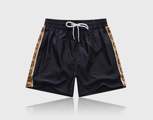 Resistente à água Designer Calção Quick Dry Board Shorts Mens Boardshorts Summer Beach Surf Shorts Pants Men Swim Shorts