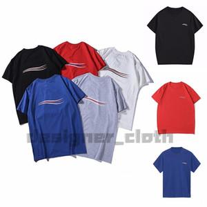New 20SS Mens Designer T Shirt Hip Hop Fashion Bird Stampa Manica Corta Alta Qualità Uomini Donne T Shirt Polo Asian Taglia S-XXL