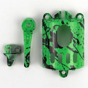 3pcs / Set DIY Kit de protection, couverture moteur, barre de réglage et touche d'alimentation pour Wahl Fit 8591 8148 8504 sans fil Clips magiques Clippers