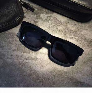 """Mens """"Le monstre"""" Black Sunglasses Fashion Designer Lunettes de soleil Gafa de sol tout neuf avec la boîte"""