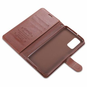 Aristocratic Solid Cute Cover Slim Flip Wallet Luxury Original PU Leather Case For Huawei Honor X10
