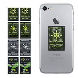 EMR EMF Energia Anti radiação Adesivos Celular Energy Saver Chip Gadgets Proteção Proteção Quantum Stickers tecnologia avançada