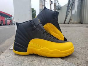 Cheap New 2020 inJordan12 Retro Basketball Shoes Sneakers Men Women Sports Training eur 40-46