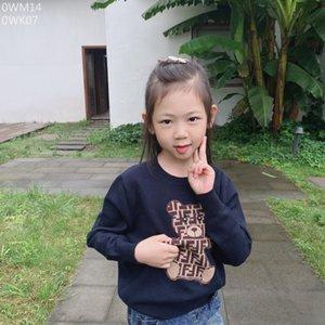 의류 스웨터 어린이 아기 소년 소녀 니트 스웨터 귀여운 아기 소년 스웨터 가을 겨울 유아 여자