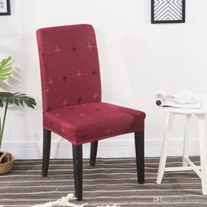 대량 로트 (14 개) 색상 의자 커버 스트레치 탄성 Slipcovers 레스토랑 웨딩 장식 연회 호텔 주방 액세서리 공예 공급