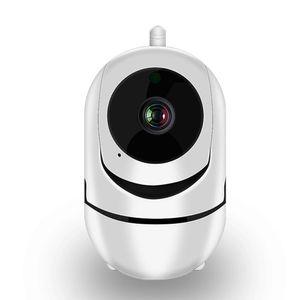 IP Camera 720P WiFi Cloud Storage Auto Tracking Human Two Way Audio Night Vision Home Security CCTV Camera Baby Sleep Monitor