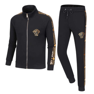 2020 Men's Sweatshirts Suits Luxury Sports Suit Men Hoodies Jackets Coat Mens Designer Sportswear Sweatshirt Tracksuit Jacket sets Sweat