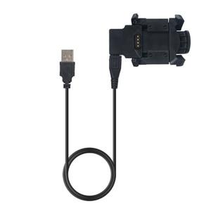 Reemplazar muelle de la horquilla de carga + Cable de datos USB de sincronización para Garmin Fenix 3 HR USB sostenedor del cargador