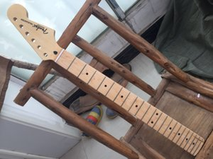 telecaster logo stratocaster electric guitar neck 22 Fret maple Fingerboard varnish after the belt guitar neck shan