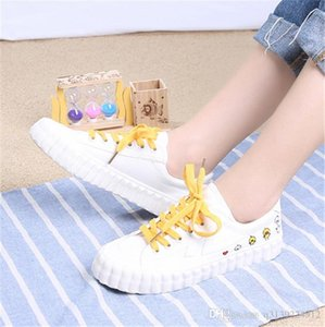 df3dhot venda mulheres sapatos da moda mais novo estilo senhoras sapatos baixos de alta qualidade couro macio solas de sapatos com caixa size35-41