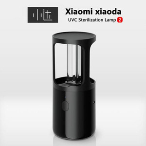 Xiaomi Youpin Xiaoda Дезинфицирующее лампа Poratble USB UVC Бактерицидные Озон Настольная лампа UV стерилизатор Light Tube Для дома ванной