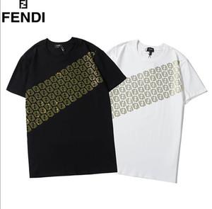 homens marca T-shirt manga curta Speed Boat Decor engraçado O-Neck camiseta imprimindo camisetas Cotton Tops camisa de t para roupas fendi