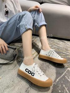 Dolce Gabbana 2020 calzados informales para mujer de las zapatillas de plataforma del cuero zapatos planos Zapatos deportivos Zapatillas rx200517