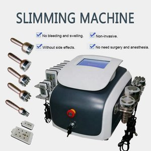 Brand New Cellulite Treatment Lipo Laser Diode 5Mw Body Slimming And Contouring Machine With 8 Pads