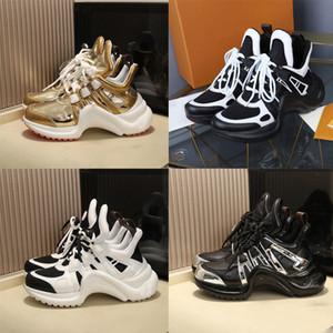 High Quality Knit Genuine Leather Sneaker moda Comodo Versatile Trainer Uomini Donne Rugosa pelle di pecora Arena lacci pattini casuali piani