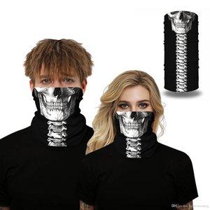 2020 Unisex Seamless Bandana Face Mask Mouth Cover Bandanas for Dust Neck Headwear Bandana for Women Men Face Scarf Motorcycle Face Bandana