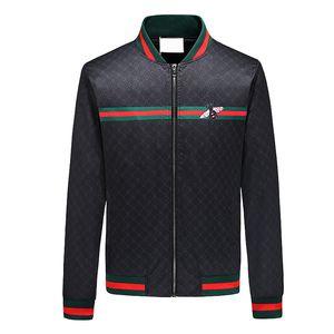2020 Nouvelle mode de luxe vente chaude de luxe hommes designer veste de concepteur de designer avec fermeture à hoodies pour hommes Sportwear