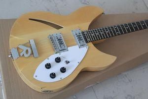 Custom wholesale high-end 6   12-string electric guitar, Korean accessories, R air center, customizable colors