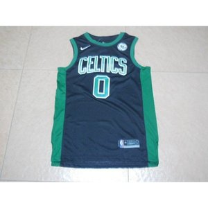 Jersey Jayson Tatum Green XS S M L XL XXL Cheap stitched Basketball jerseys