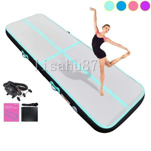 Free Shipping Free Pump Air Track Mat 10ft Gymnastic Mat For Training DWF Mini Tumbling Mat With Cheap Price