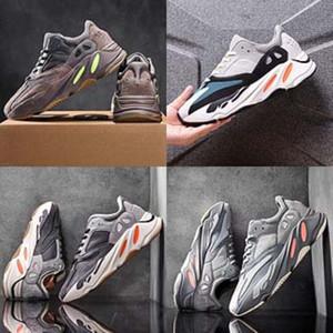 Barato 2020 Nueva Kevin Durant Kd 13 Baloncesto Niños Kanye West Kanye West 700 700 Zapatos KDS 13S Para Hombres Negro azul de Camo soles llegada Bred # 879