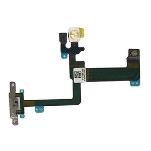 """Original Power Key Ein Aus Mikrofon Flash-Flexkabel mit Metallhalterung für iPhone 6 Plus 5.5"""" Ersatzteile"""
