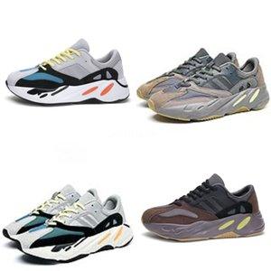 Kahverengi Kid Kanye West 700 Kanye West 700 Ayakkabı Atletik Bebek Sneakers Gerçek Deri Vamp Küçük Çocuklar Moda Yürüyüş Kanye West 700 Kany # 563