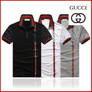 Marque nouvelle Hip Hop T-shirt des hommes d'hiver à manches courtes 100% coton poloshirt chemise hommes hommes Designer 3g Teel hanche g t shirts 302