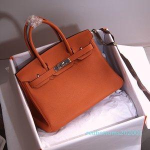 çanta tasarımcısı Harms 25cm 30cm 35cm 40cm kadın moda Totes litchi desen hakiki deri tasarımcısı çanta bayanlar lüks çanta çanta