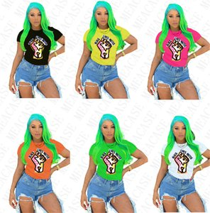 Nero Lives Materia T-shirt da donna Designer Cartoon Round Neck Tops Tees Maniche corte Tshirt Plus Size T Shirt Estate Femmine Abbigliamento D7805