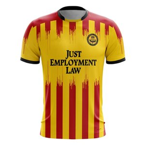 Partick Thistle Home Soccer Jersey 2020 21 Joe Cardle Zak Rudden Brian Grah Alex Jones am Bannigan Docherty Football shirt