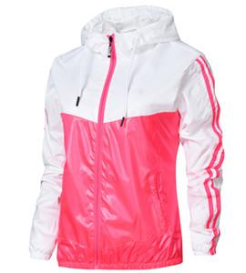 adidas ADIDAS ad Mens Luxury Designer Jackets New Elegante Moda Casacos Moda Tide Mulheres Jacket desporto ao ar livre Windbreak por Mulheres M-2XL