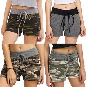 Womens Moda Side Dividir Buraco Denim Shorts Verão cintura alta Cat Claw Shorts Mulheres magro Magro Jean Shorts # 7971